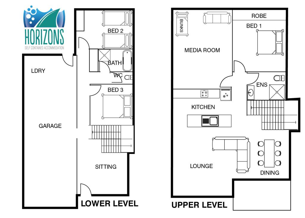 Horizons Floorplan